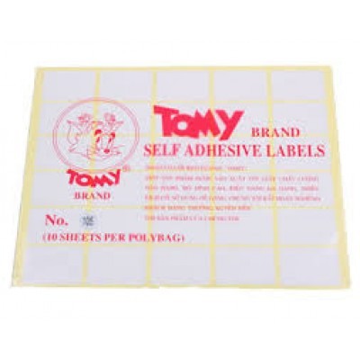 Giấy decal Tomy  105