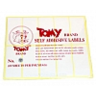 Giấy decal Tomy  121