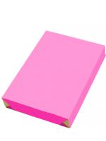 Giấy FO màu hồng A4 80 gsm