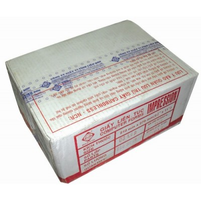 Giấy in liên tục A5  (210mmx140mm)(1,2,3,4,5 liên)