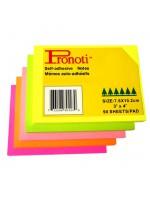 Giấy ghi chú Pronoti 0423 3in x 4in (7,7 x 10,2cm)