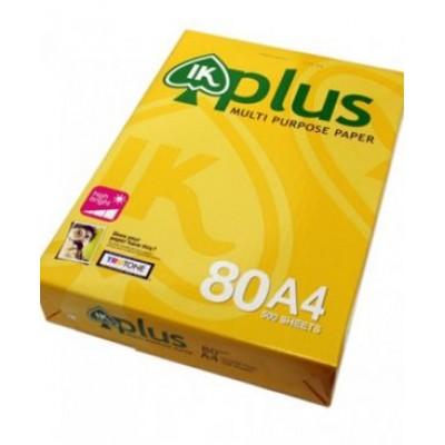 Giấy IK Plus A4 80gsm