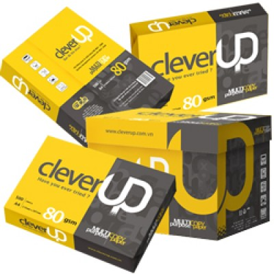 Giấy CleverUp  A4 80gsm