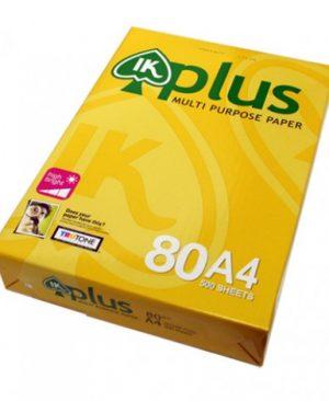 Giấy A Plus (A+) A4 80gsm