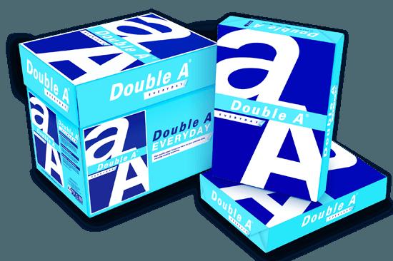 Giấy Double A A4